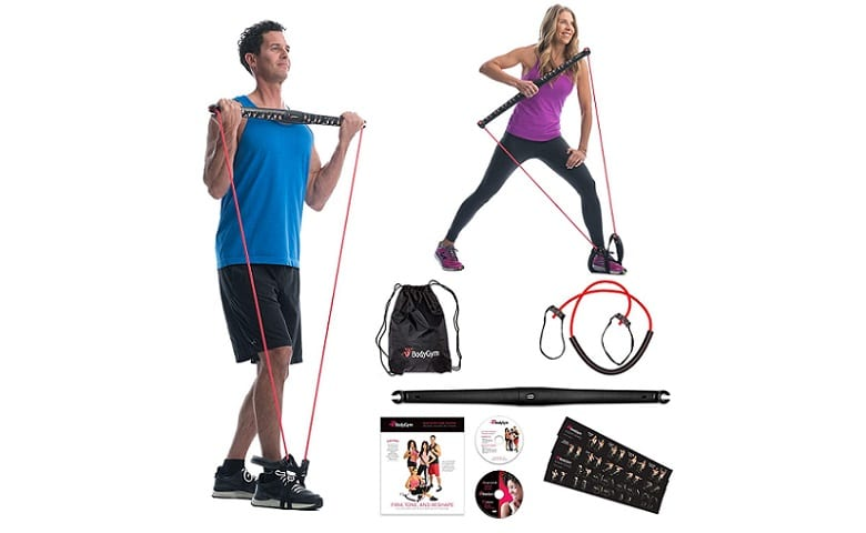 BodyGym Core System Portable Home Gym Review
