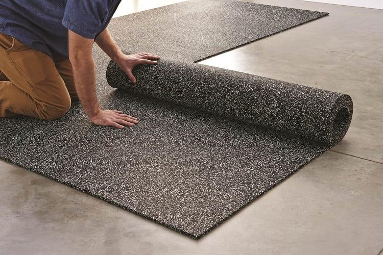Home Gym Carpet