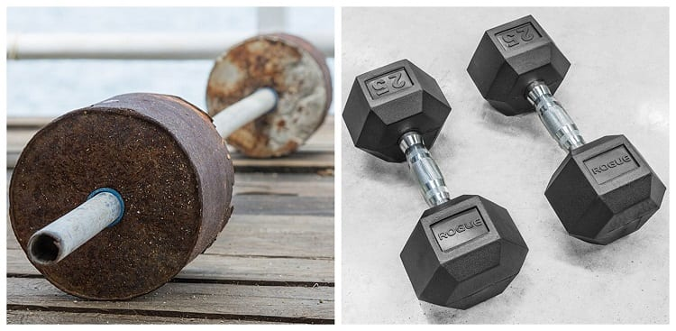 Cheap vs Expensive Weights