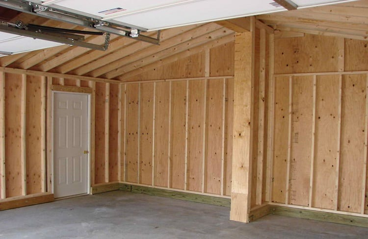 Garage Without Insulation