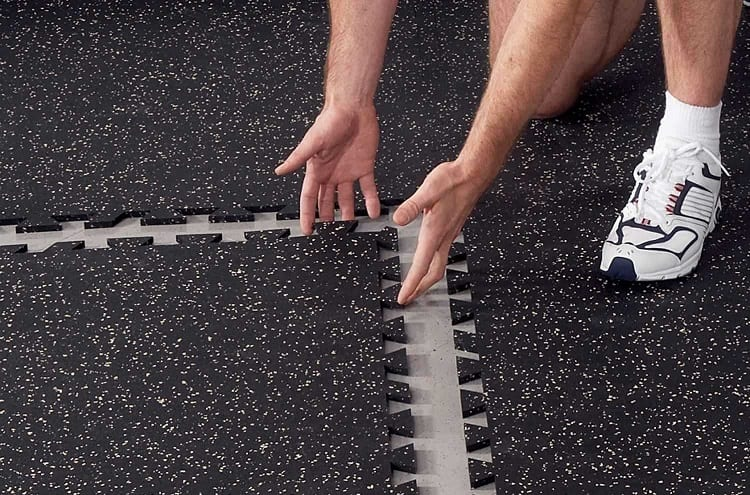 Using Gym Floor