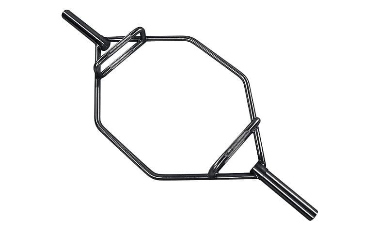 HulkFit Olympic 2-Inch Hex Weight Lifting Trap Bar Review
