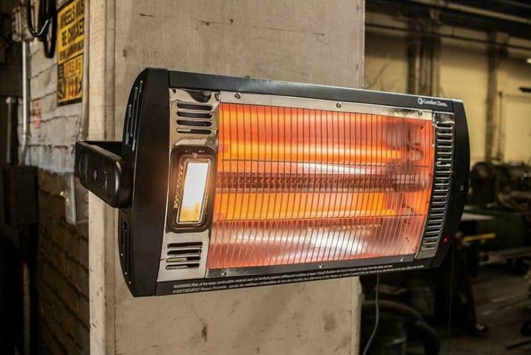 Garage Infrared Heater