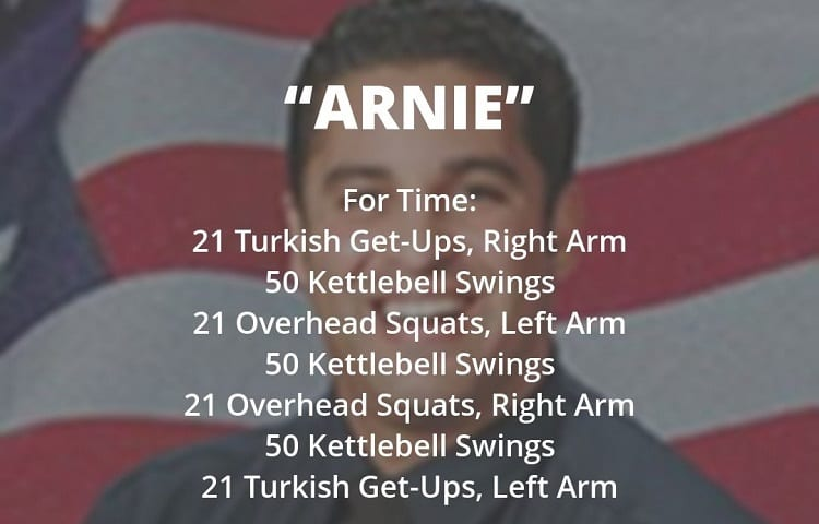 arnie workout