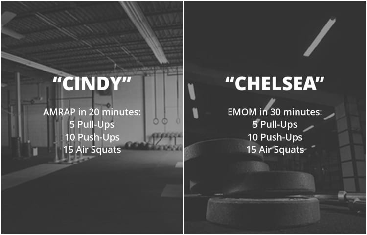 cindy and chelsea crossfit