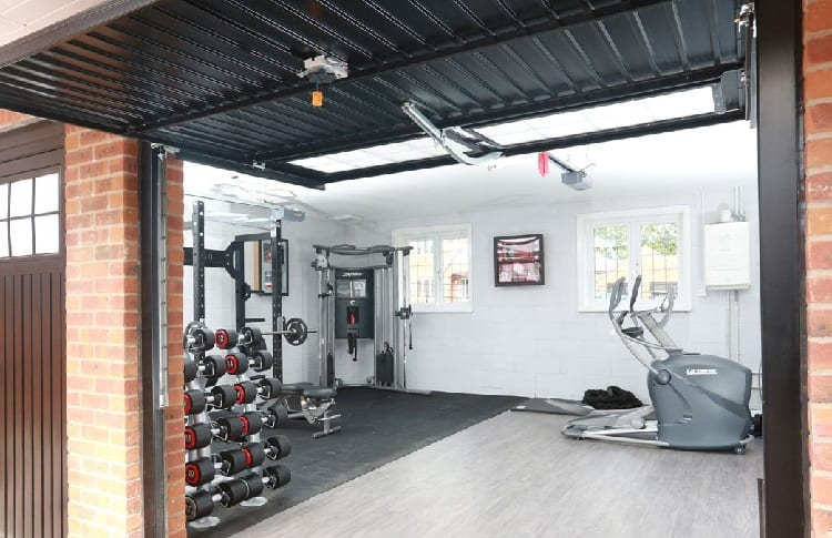 idea for garage gym