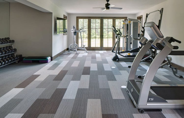 costs of home gym