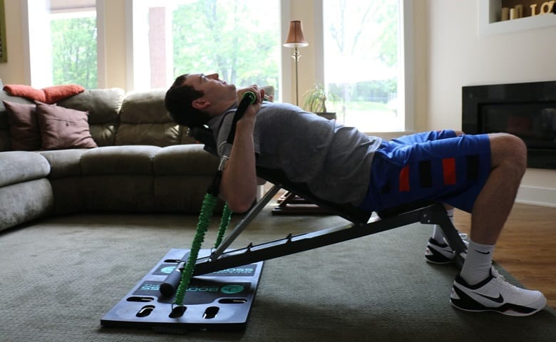 home resistance training