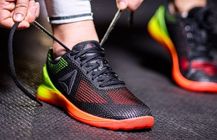 breathable crossfit shoes