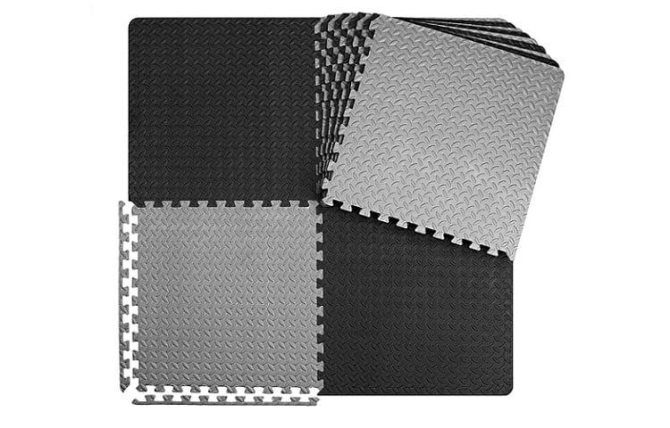 Innhom 12/24 Tiles Gym Mat Review