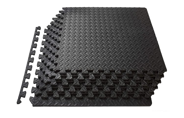 ProsourceFit Intertwining Exercise Mat Review