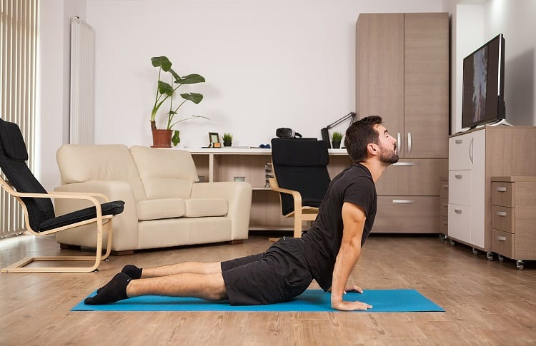 how effective are home workout