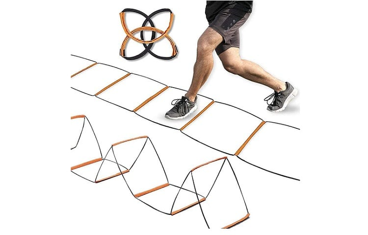 ALPHAWORX All-in-One Agility Ladder Review