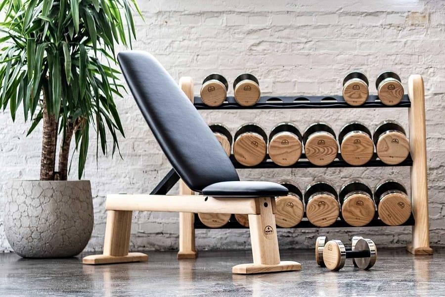 DIY Weight Bench