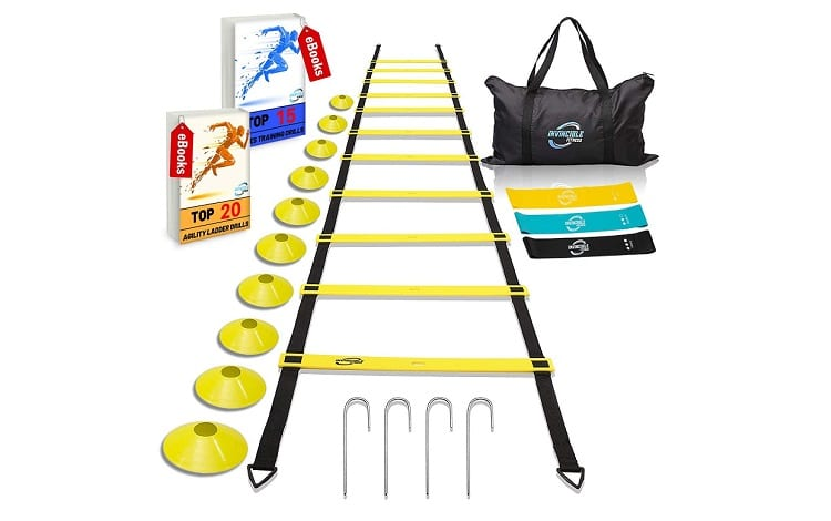 Invincible Fitness Agility Ladder Review