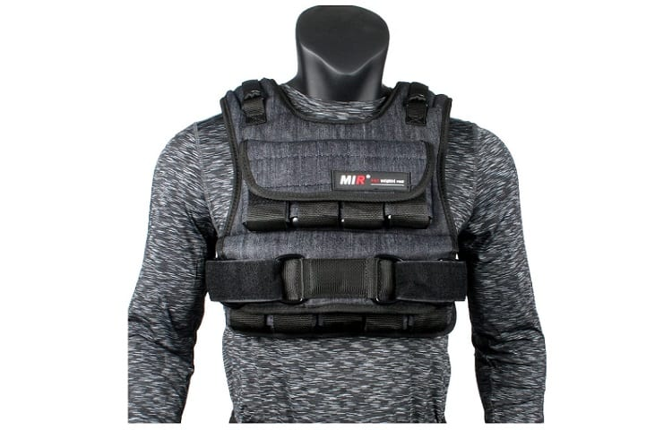 MiR Air Flow Weighted Vest Review