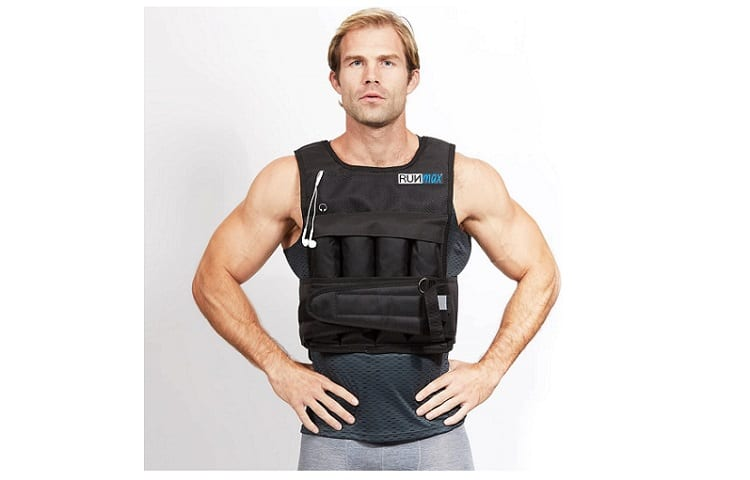 RUNFast Adjustable Weighted Vest Review