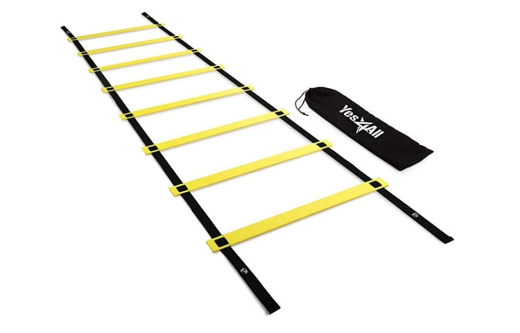 Yes4All Agility Ladder Review