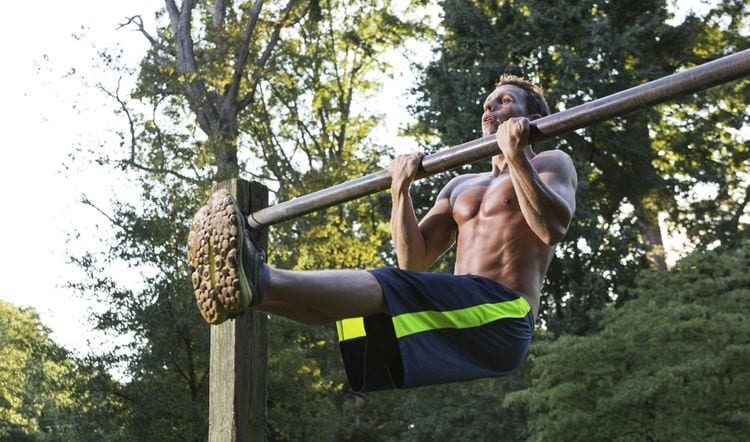 How to Build a DIY Pull-Up Bar for Your Home Gym 1