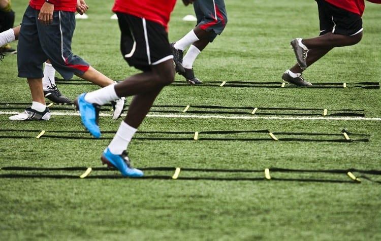 footbal training