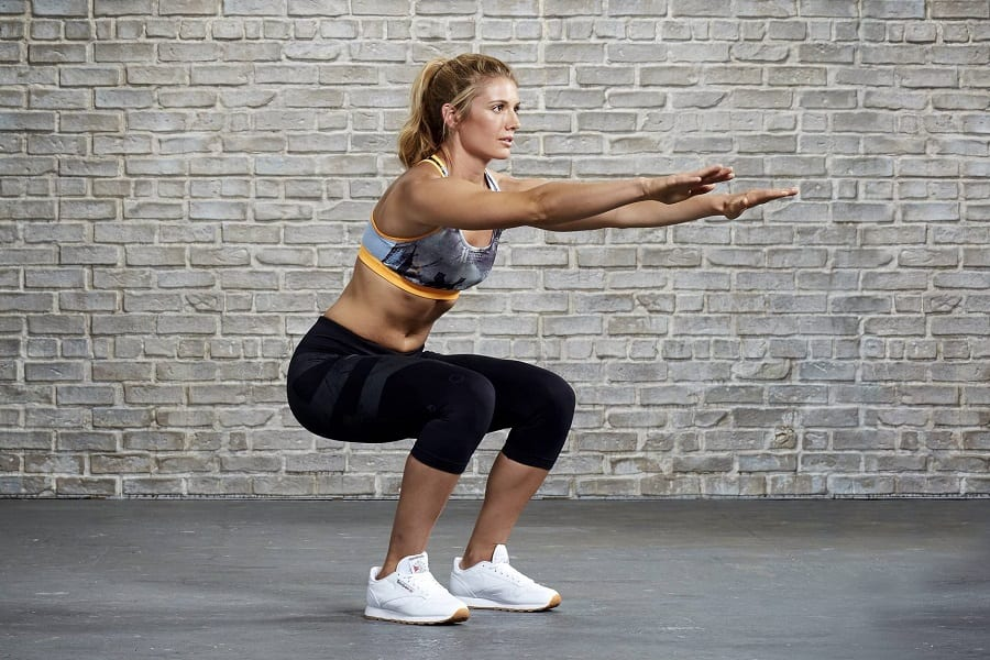 Home Gym Workout 1