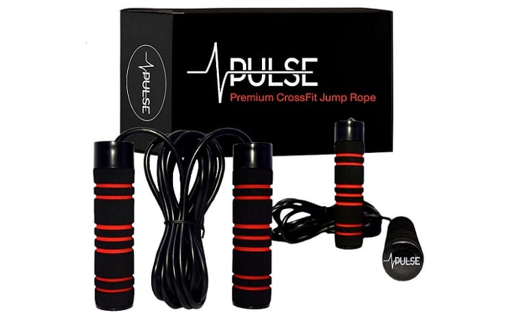 Weighted Jump Ropes by Pulse Review