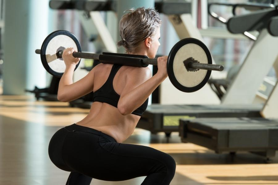 best barbell pads squats