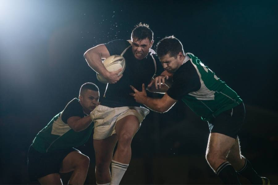rugby at home workout