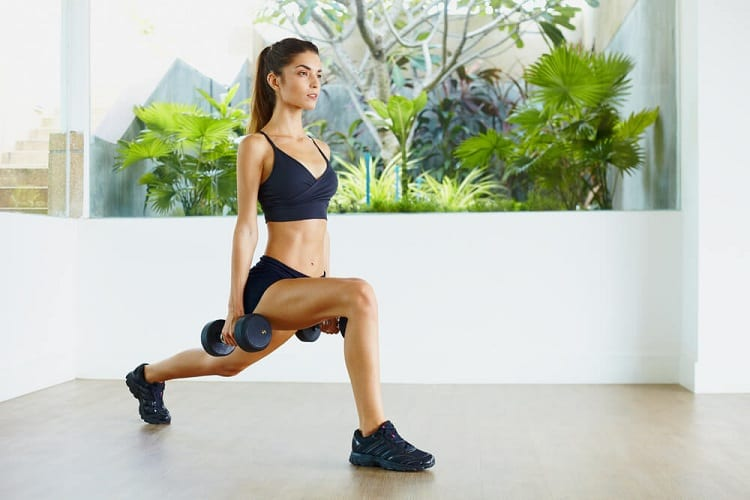 Importance of lunge workout