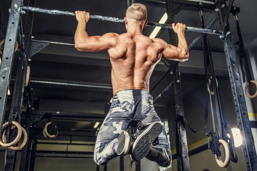 Strength Goals: How to Do 10 Pull-Ups 1