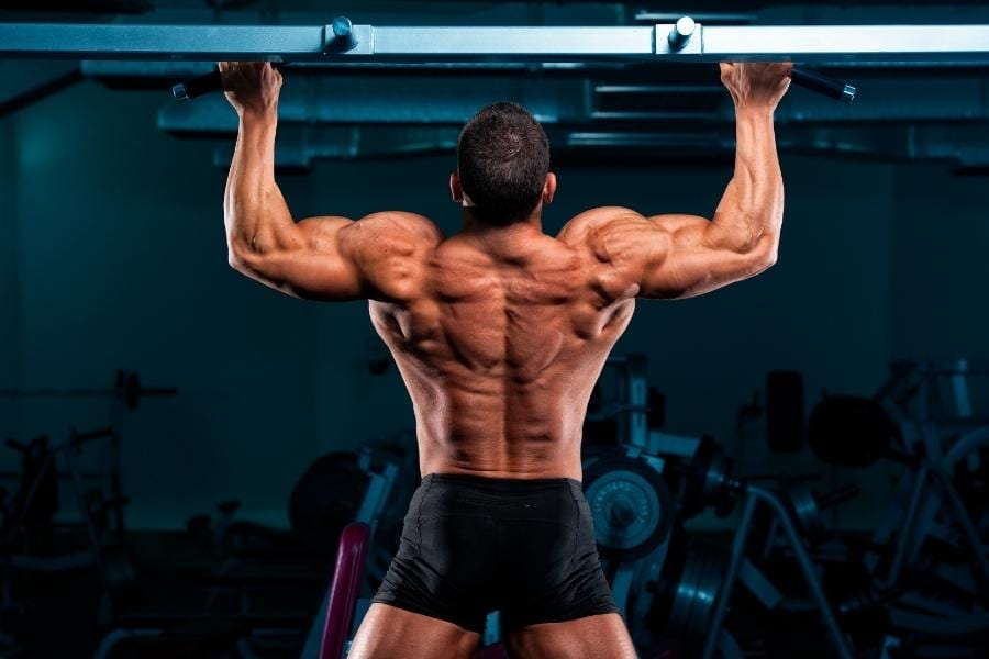 Strength Goals: How to Do 10 Pull-Ups 2