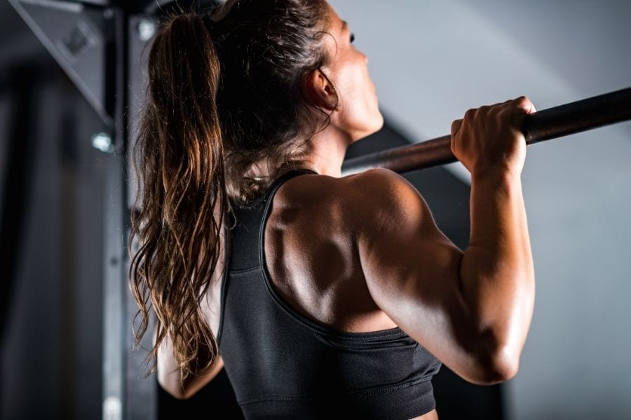 Strength Goals: How to Do 10 Pull-Ups 4