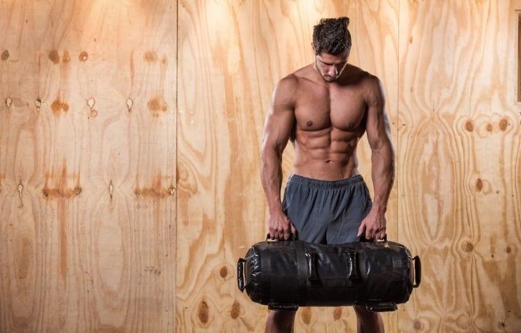sandbags workout home