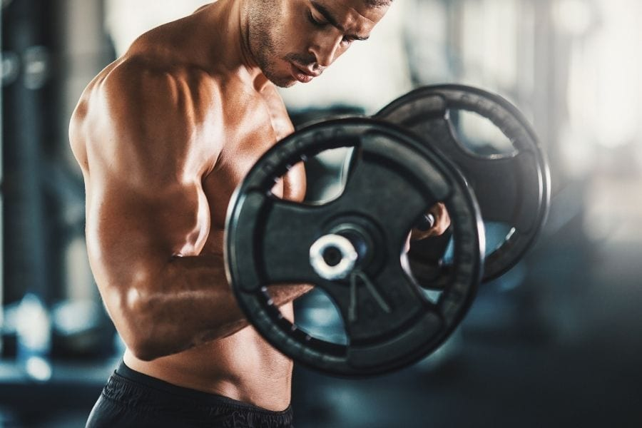Barbell Curls Vs. Dumbbell Curls - Which is Better? 1