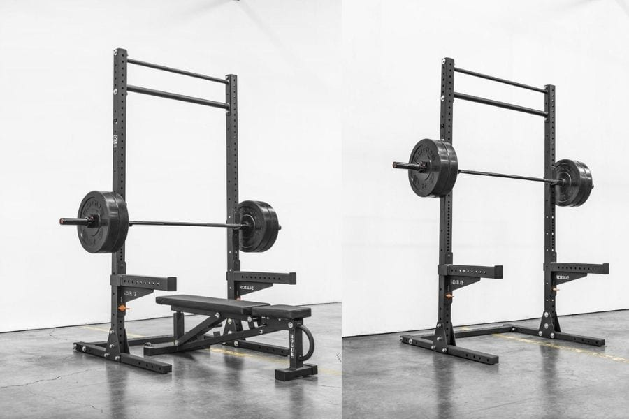 Rogue SML-2 Squat Stand Review 3