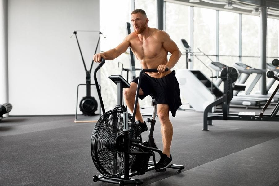 Air Bike vs. Spin Bike - What is Best for Your Home Workout? 3