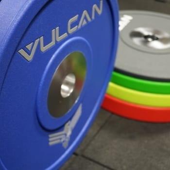vulcan bumper plates