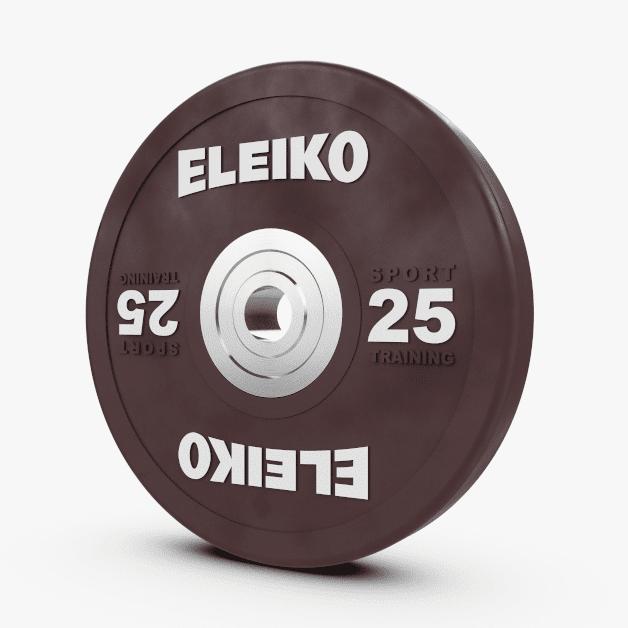 eleiko bumper plates