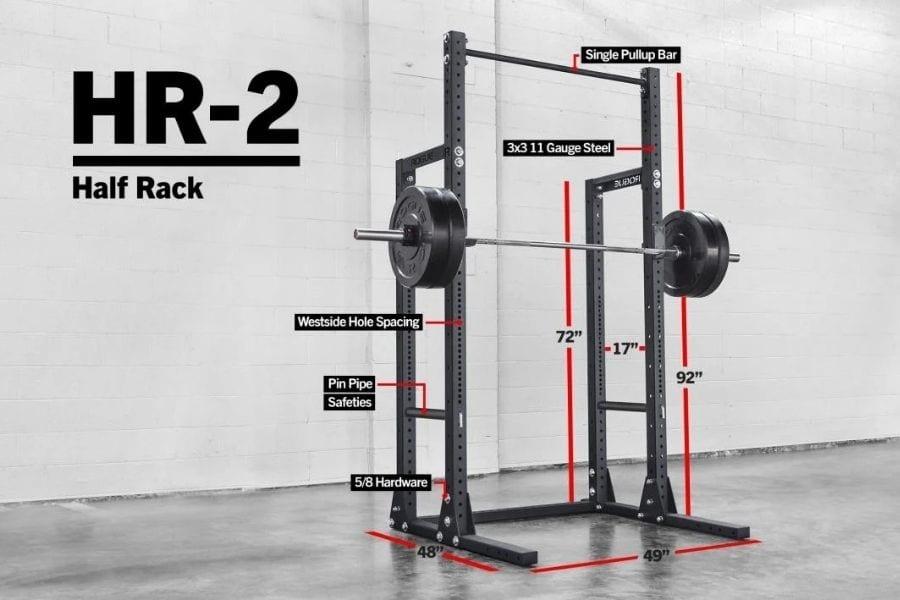 rogue hr-2 best half rack