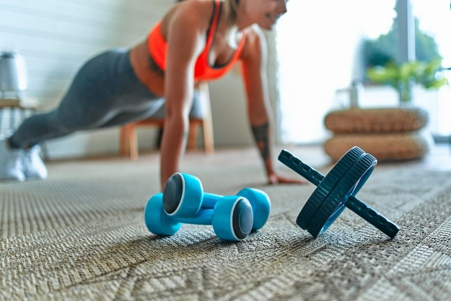 Best Home Gym Equipment for an Apartment 1