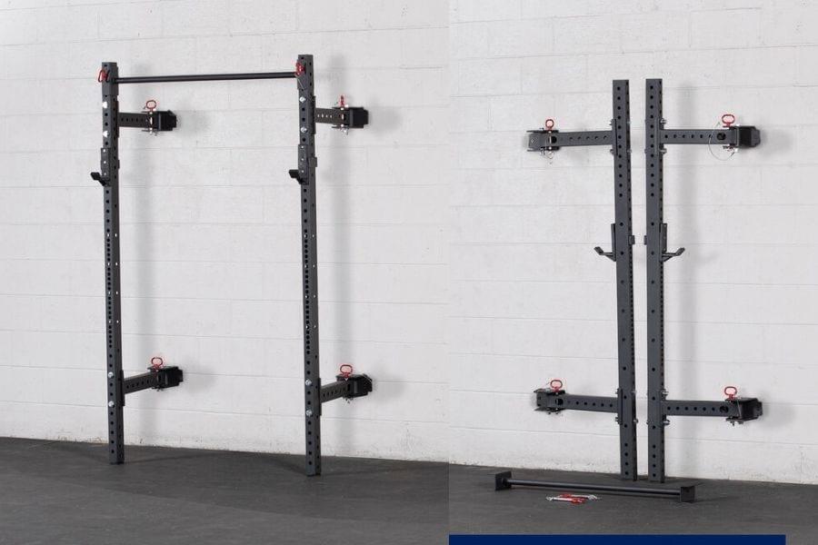7 Best Wall-Mounted Folding Squat Racks 1