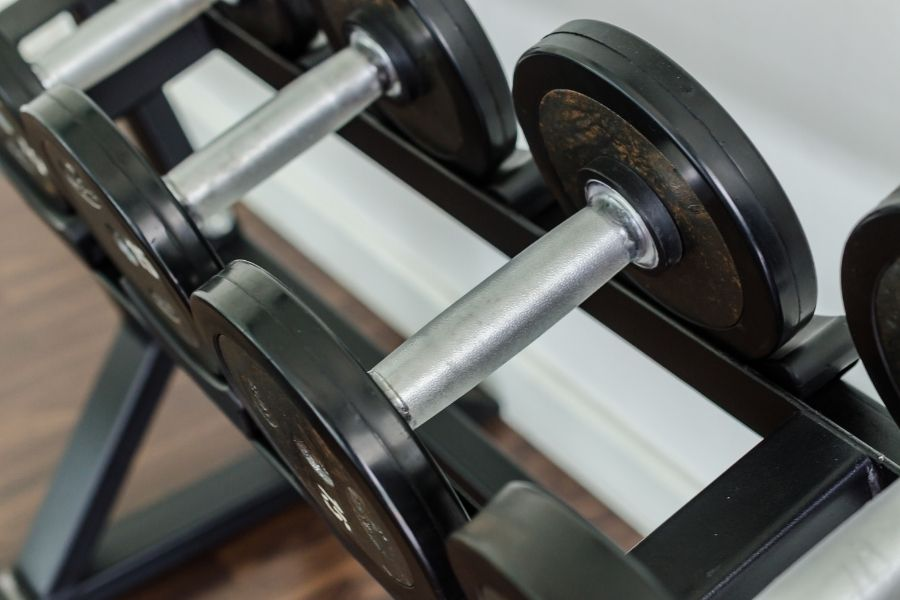 Fixed-weight Dumbbells
